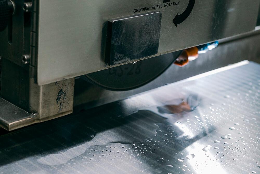 薄板研磨技術