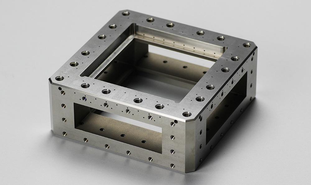 難削材高精度加工技術加工サンプル1